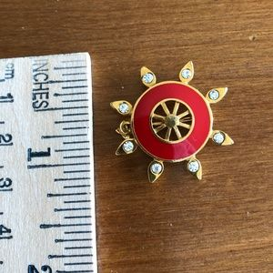 St John Nautical Pin